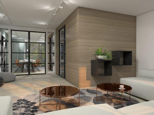 Ontwerp plan particulier woonhuis Westervoort