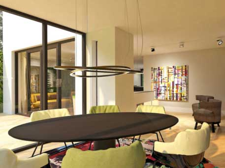 Restyling particulier woonhuis Rotterdam